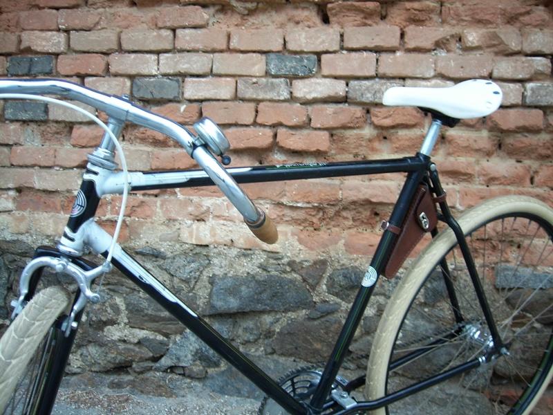 Singlespeed bikes made in Italy: